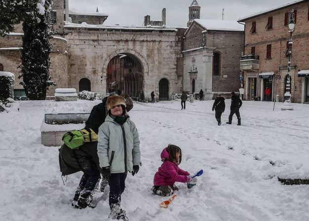 Neve a Fano (Fotoprint)