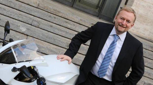 Franco Cevolini, A.d e Direttore Tecnico del Gruppo CRP, e Presidente di Energica Motor Company