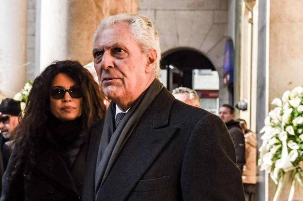 Marco Tronchetti Provera con Afef