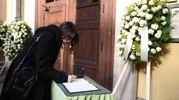 I funerali di Gian Marco Moratti