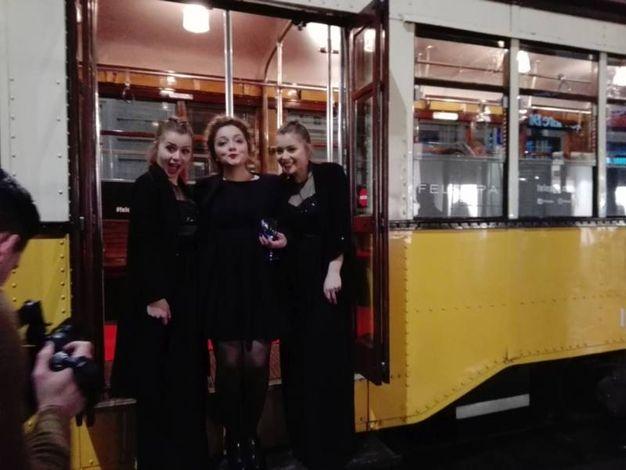 Le sorelle Feleppa: Francesca, Federica (che si occupa del marketing) e Veronica