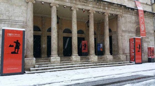 Il teatro Ventidio Basso di Ascoli