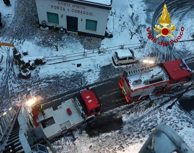 Neve citt bloccata per ore chiuso il muggiano cronaca for Citta della spezia ultime notizie cronaca