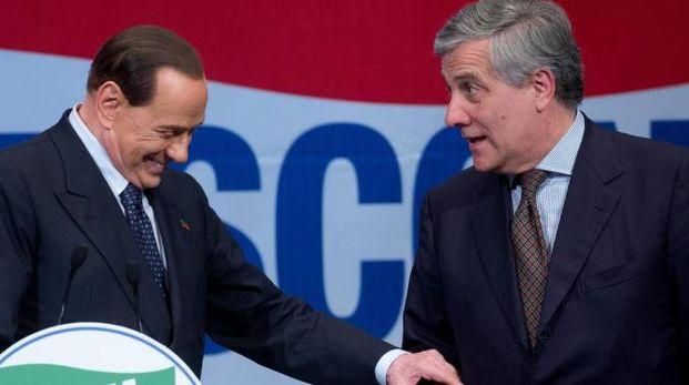 Tajani ha sciolto la riserva: è candidato premier di Forza Italia (Ansa)
