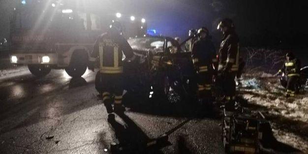 Incidente a Pieve Emanuele