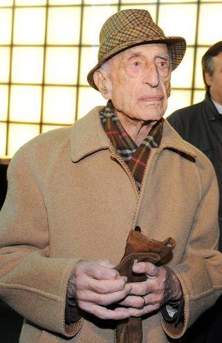 Gillo Dorfles (Ansa)