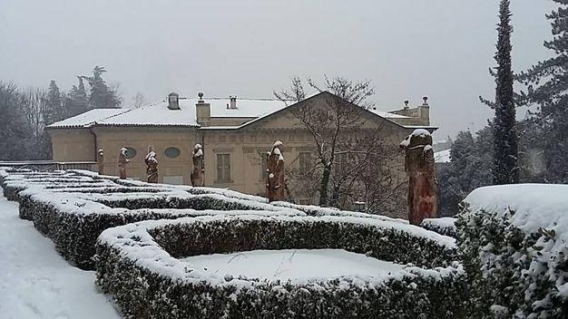 Neve: foto di Giuseppe Scaricaciottoli