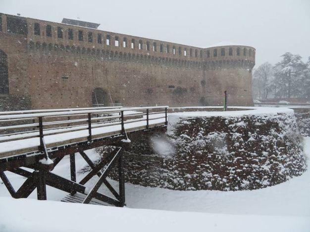 La Roccca di Imola (foto di Fabrizio Carusi)