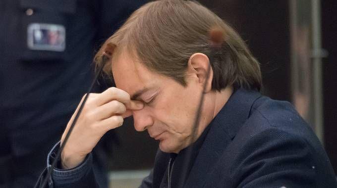 Il dermatologo Matteo Cagnoni, accusato dell'omicidio della moglie Giulia