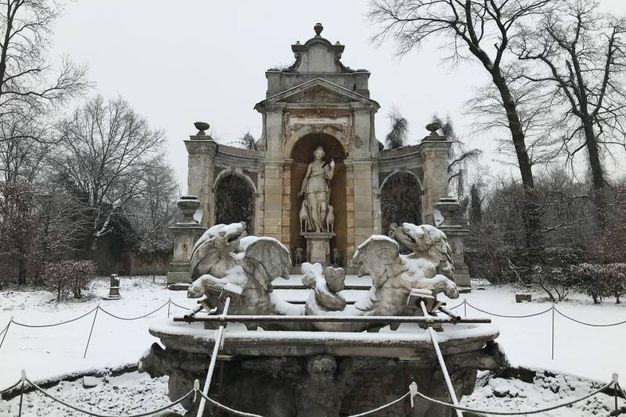 Atmosfera magica a Villa Arconati