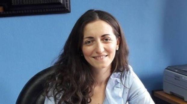 Il sindaco Magda Beretta