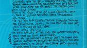 La lettera di Andreas Kronthaler alla moglie Vivienne Westwood