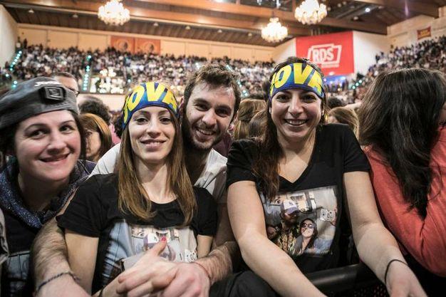 Il più grande spettacolo dopo il Big bang è ancora il suo, quello di Jovanotti (Foto Petrangeli)