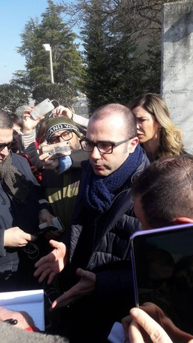 Arturo Mastronardi, addetto stampa Fiorentina