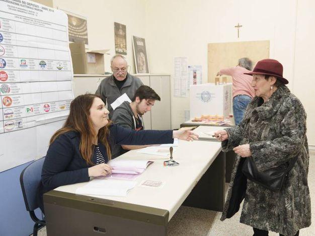 Si vota (foto Zeppilli)
