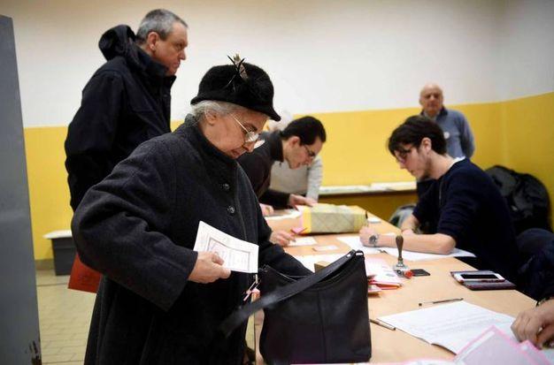 Elezioni a Ferrara per il rinnovo di Camera e Senato (foto Businesspress)