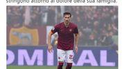 Il tweet della Roma
