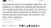 Il tweet di Vincenzo Montella