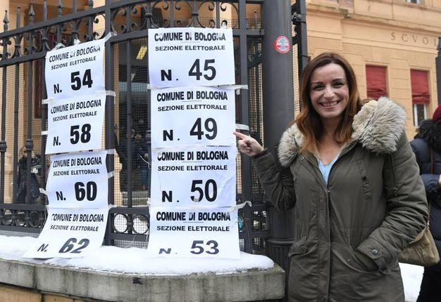 Lucia Borgonzoni (FotoSchicchi)