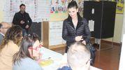 Al voto (foto Labolognese)