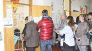 La domenica elettorale (foto Labolognese)