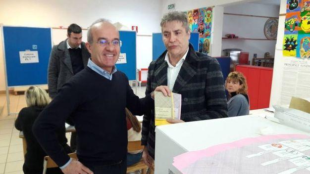 Elezioni 4 marzo: Tiziano Arlotti, candidato del Pd al Senato, al voto