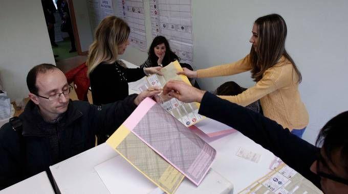 Il voto a Siena