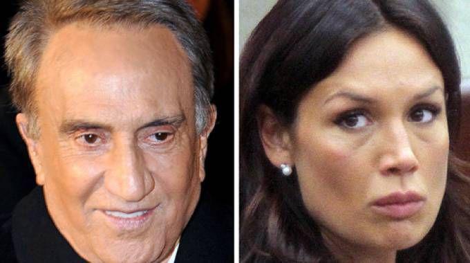 Emilio Fede e Nicole Minetti