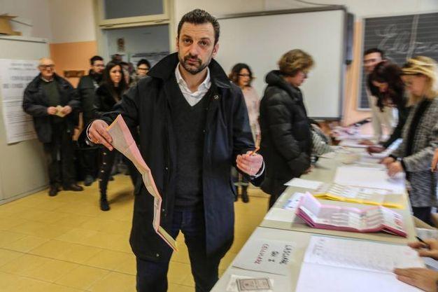 Gabriele Toccafondi, eletto alla Camera nel collegio Toscana 1 Firenze Centro nel centrosinistra (foto Germogli)