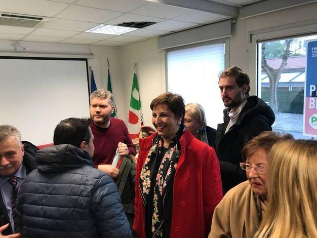 Rosa Maria Di Giorgi, eletta alla Camera nel collegio Toscana 2 Firenze Scandicci per il centrosinistra (foto Dire)