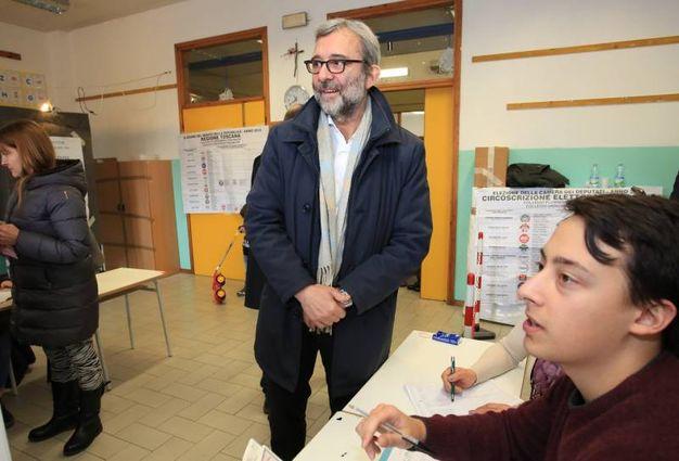 Roberto Giachetti eletto alla Camera nel collegio Toscana 3 Sesto Fiorentino Mugello per il centrosinistra (foto Germogli)