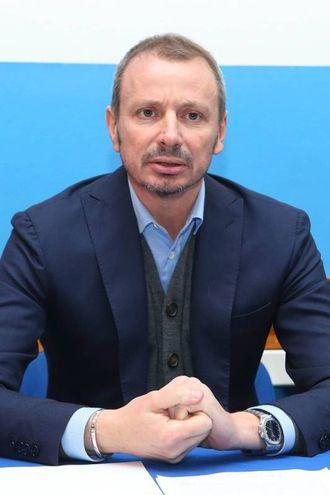 Maurizio Carrara è stato eletto alla Camera nel collegio Toscana 6 Pistoia per il centrodestra (foto Goiorani)
