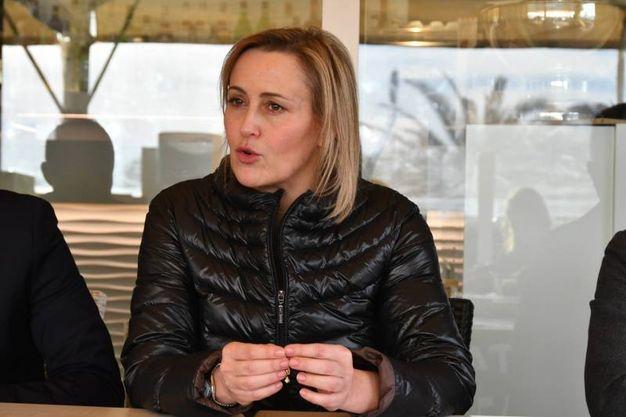Deborah Bergamini eletta alla Camera nel collegio Toscana 8 Massa Carrara per il centrodestra (foto Nizza)