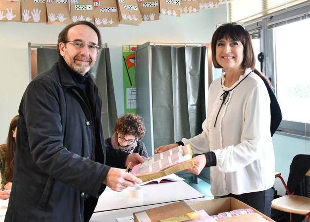 Riccardo Nencini ha vinto per il centrosinistra il collegio Toscana 4 Arezzo-Siena (foto Germogli)