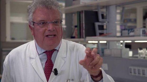 Andrea Biondi, direttore della Clinica pediatrica dell'università Bicocca