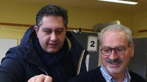Il presidente Toti domenica al voto nel seggio di Ameglia, comune dove ha la residenza