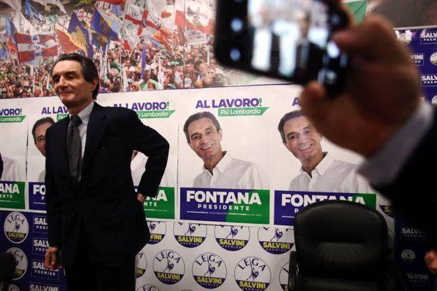 Attilio Fontana, nuovo governatore della Regione Lombardia