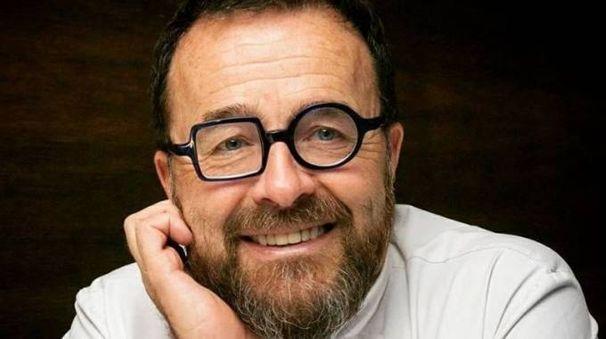 Lo chef Giancarlo Morelli (Foto Facebook)