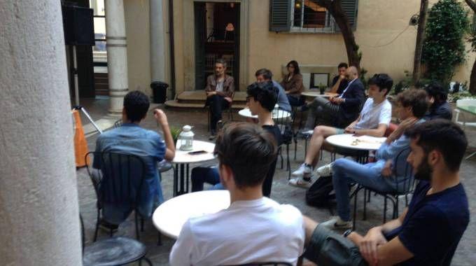 L'immagine di copertina della pagina Facebook dei Giovani Democratici di Pesaro