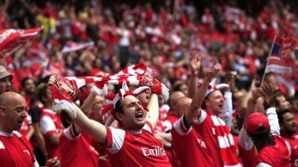 Tifosi dell'Arsenal