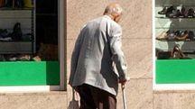 Un  anziano