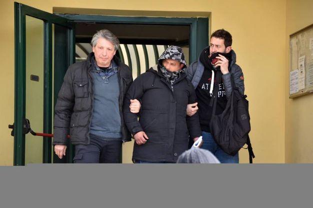 L'operazione antidroga a Terni (Pianetafoto)