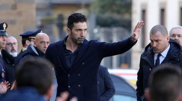 Funerale di Davide Astori. Presente anche Buffon