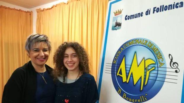 Sabrina Gabelleiri (a sinistra) e Anna Giovannardi