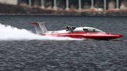 Record mondiale di velocità sul lago di Como