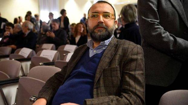 Andrea Marchi, sindaco di Ostellato (foto Businesspress)