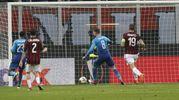 Il gol di Ramsey (Ansa)