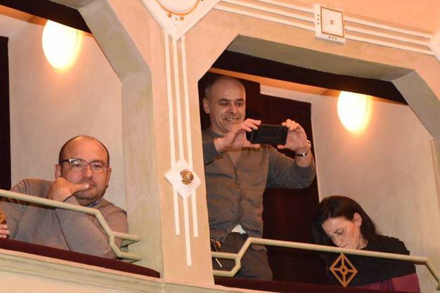 Pienone al teatro delle Logge (foto De Marco)