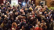 Grande folla per Simone Scipioni, vincitore di MasterChef 7 (foto De Marco)