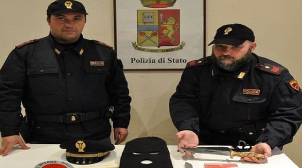 i poliziotti